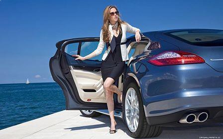 femei, masini, piese auto