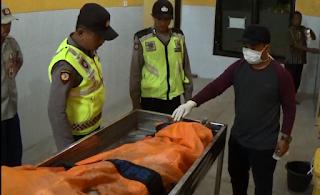 Sempat Dalam Pencarian, Korban Laka Tunggal Ditemukan Tewas Dalam Sungai