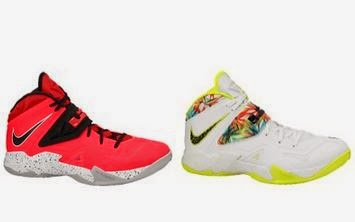 reputable site aa8ef 4caff Nike Lebron Soldier 7 Kings Pride Sneaker Available Now (Detailed Look)