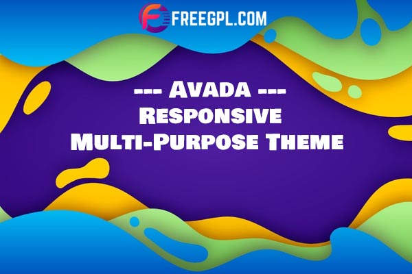 Avada – Website Builder For WordPress & WooCommerce Theme Nulled Download Free