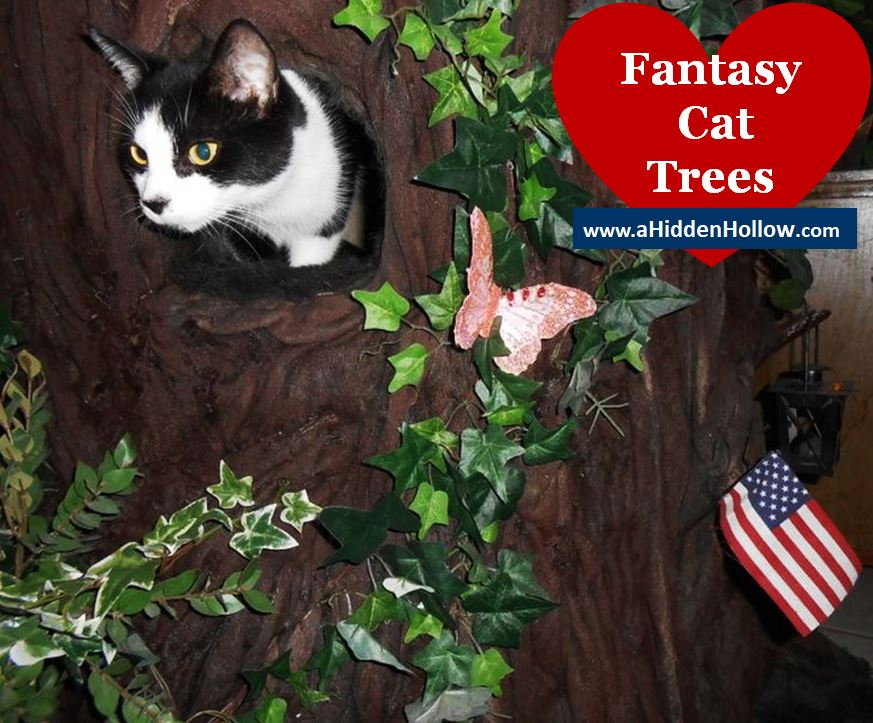 Fantasy Cat Furniture