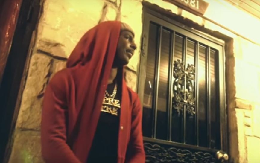 Young Dolph - Back Against The Wall [Vídeo]