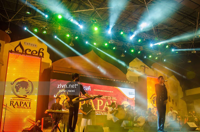 Aceh International Rapa'i Festival 2016
