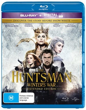 The Huntsman: Winters War (2016) 3D Latino