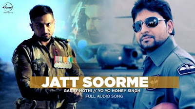 jatt soorme honey singh