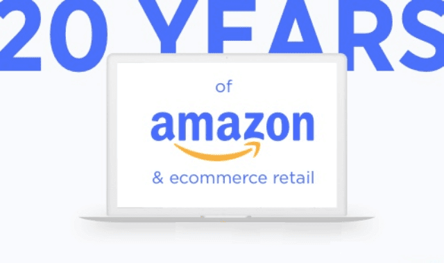 20 Years of Amazon And E-commerce Retail