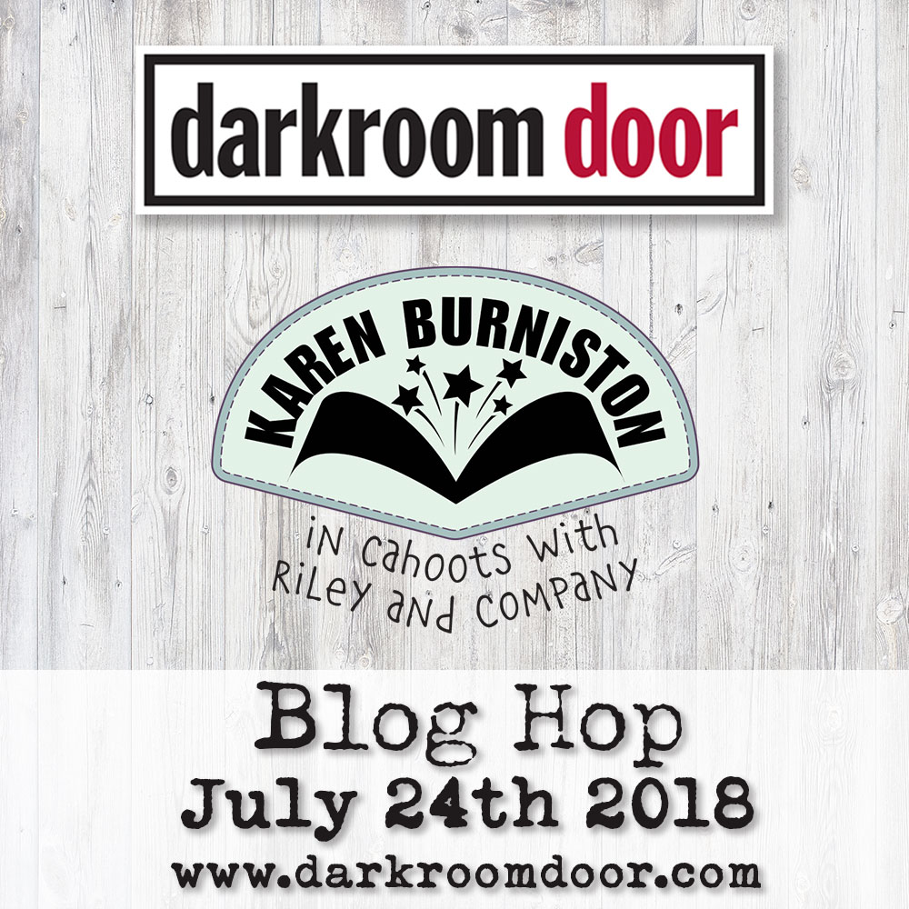 Darkroom Door/Karen Burniston Blog Hop