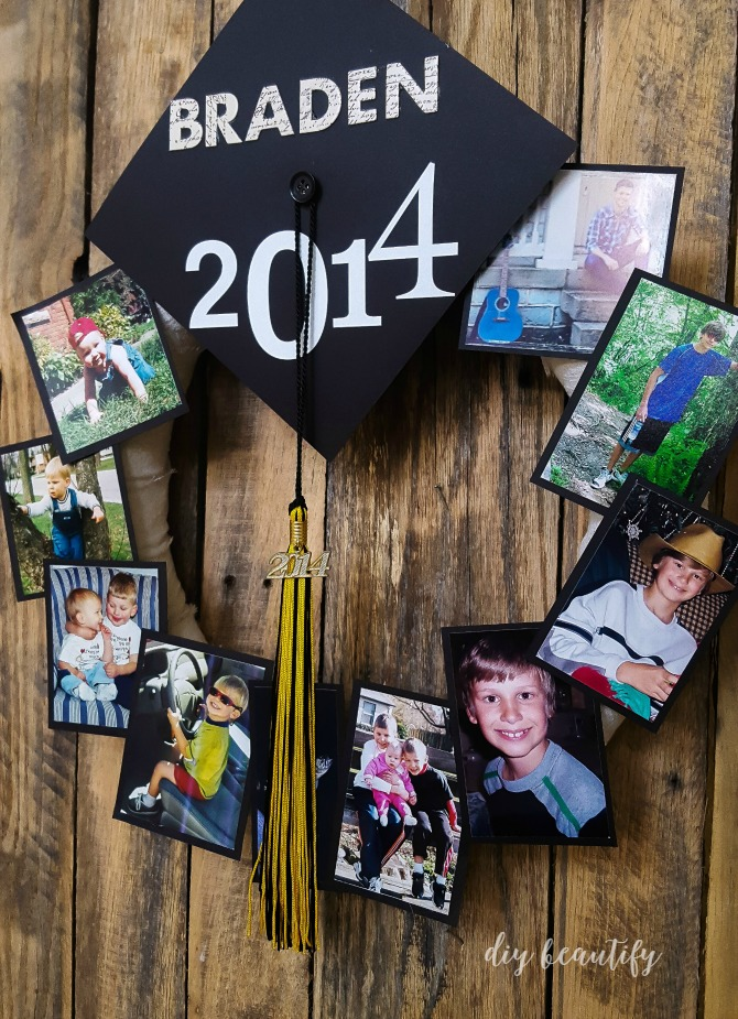 Your child's graduation can be both affordable and fantastic! I'm sharing tips and ideas for the best DIY grad at diy beautify!