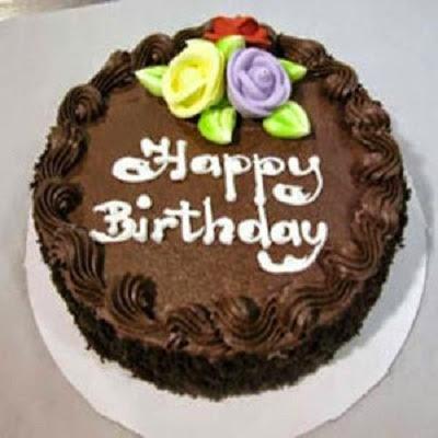 Kue Tart Ulang Tahun Mini Sederhana