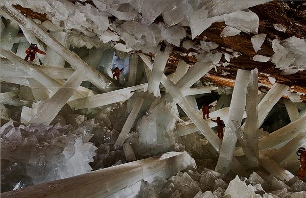 Lugar Increíble, Las Cuevas De Naica 1