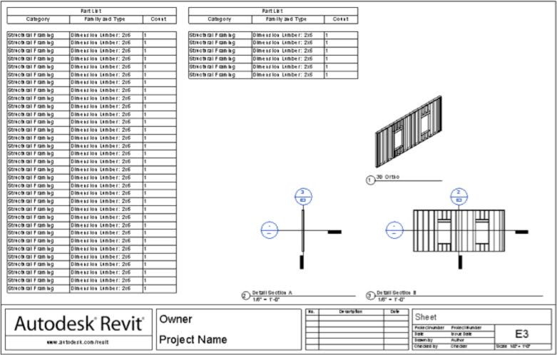 Ideate Solutions: Creating Shop Drawings in Revit