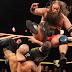 Cobertura: WWE NXT 09/01/19 - War Raiders shock the system of Undisputed ERA
