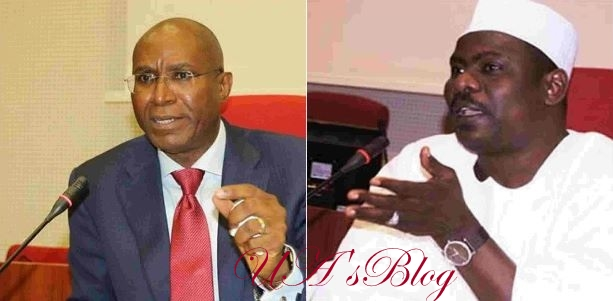 Stolen Mace: Omo-Agege, Ndume To Appear Before NASS Committee Today