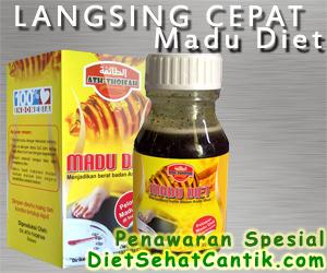 Jual Harga Murah Madu Diet Ath Thoifah Herbal Pelangsing Asli Untuk Menurunkan Berat Badan