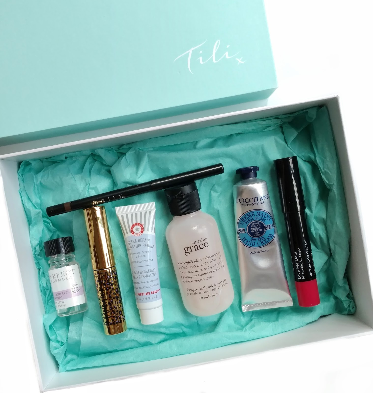 qvc TILI box unboxing