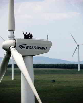 La cursa per crear la major turbina eòlica per a instal·lacions marines