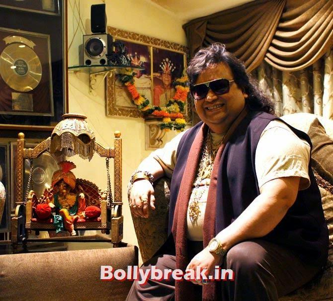 Music composer Bappi Lahiri, Sports & Bollywood celebrities Standing in Lok Sabha Elections 2014