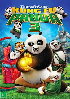 Kung Fu Panda 3 - BDRip Dual Áudio