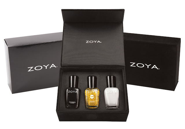Zoya Gilty Pleasures Velvet Box set