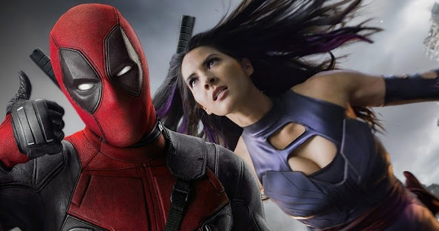 Olivia Munn quiere volver a X-Men junto a Deadpool