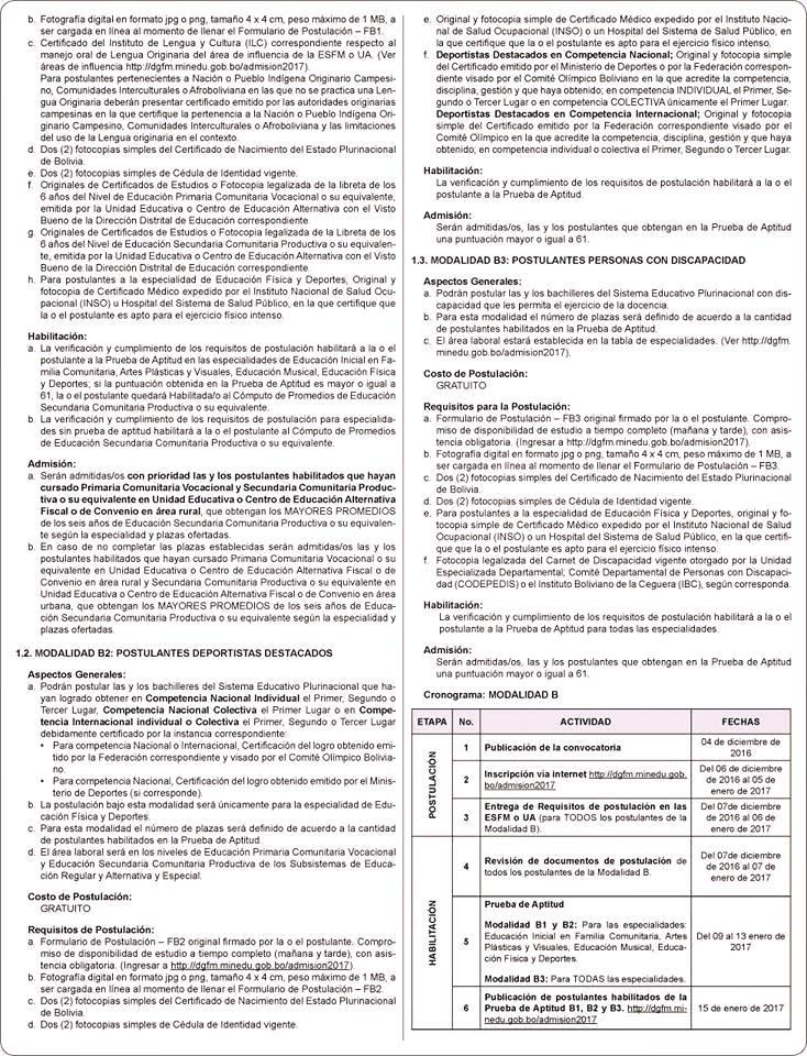 Profesores educaci n convocatoria al proceso de for Convocatoria profesores 2016
