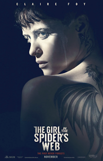 The Girl in the Spider's Web - Poster & Trailer