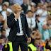 Com Zidane no comando técnico, Real Madrid nunca perdeu para uma equipe alemã no Bernabéu