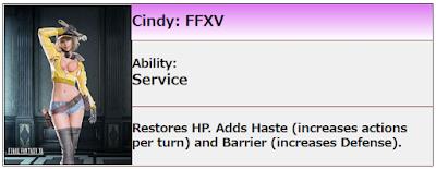 cindy ffxv
