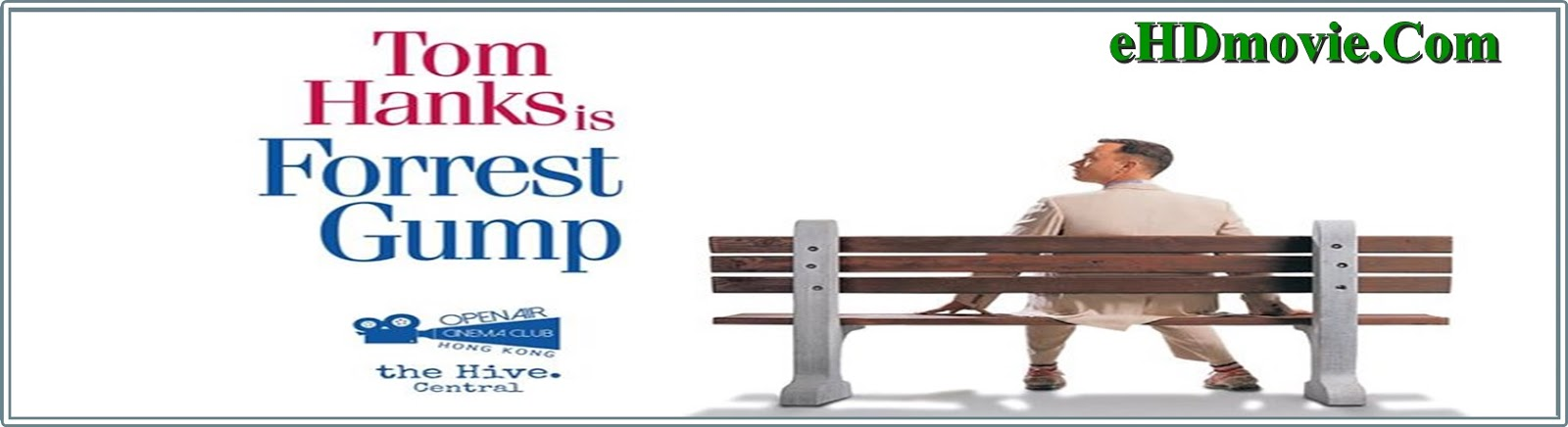 Forrest Gump 1994 Full Movie Dual Audio [Hindi – English] 720p - 480p ORG BRRip 400MB - 1.2GB ESubs Free Download