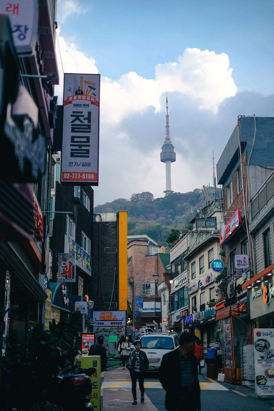 Eatandtreats Seoul Trip Diary Namsan Tower In Autumn 2015