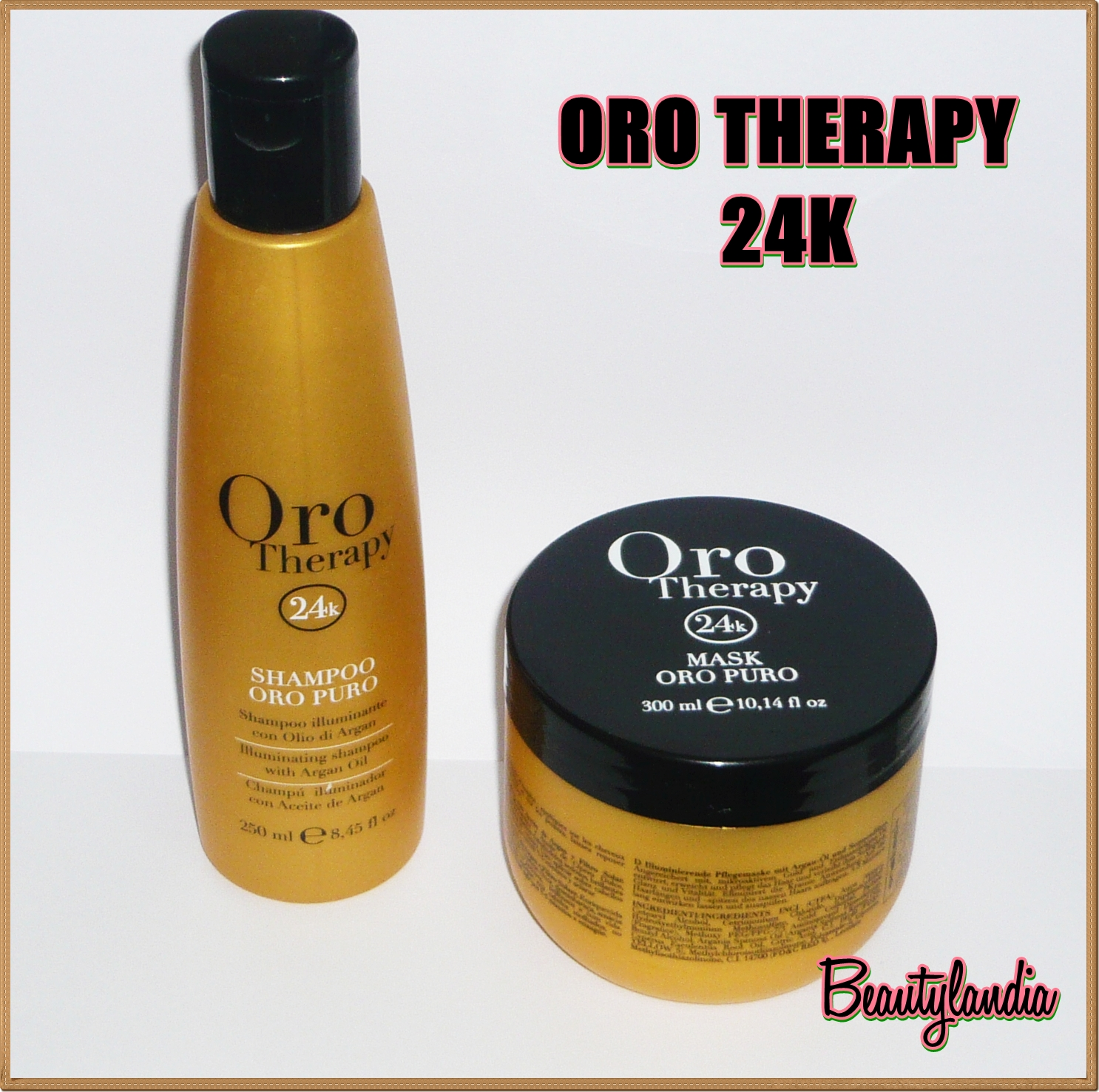 online shop official store pick up BeautyLandia RecensioniDiMakeUpEnonSolo: ORO THERAPY 24k ...