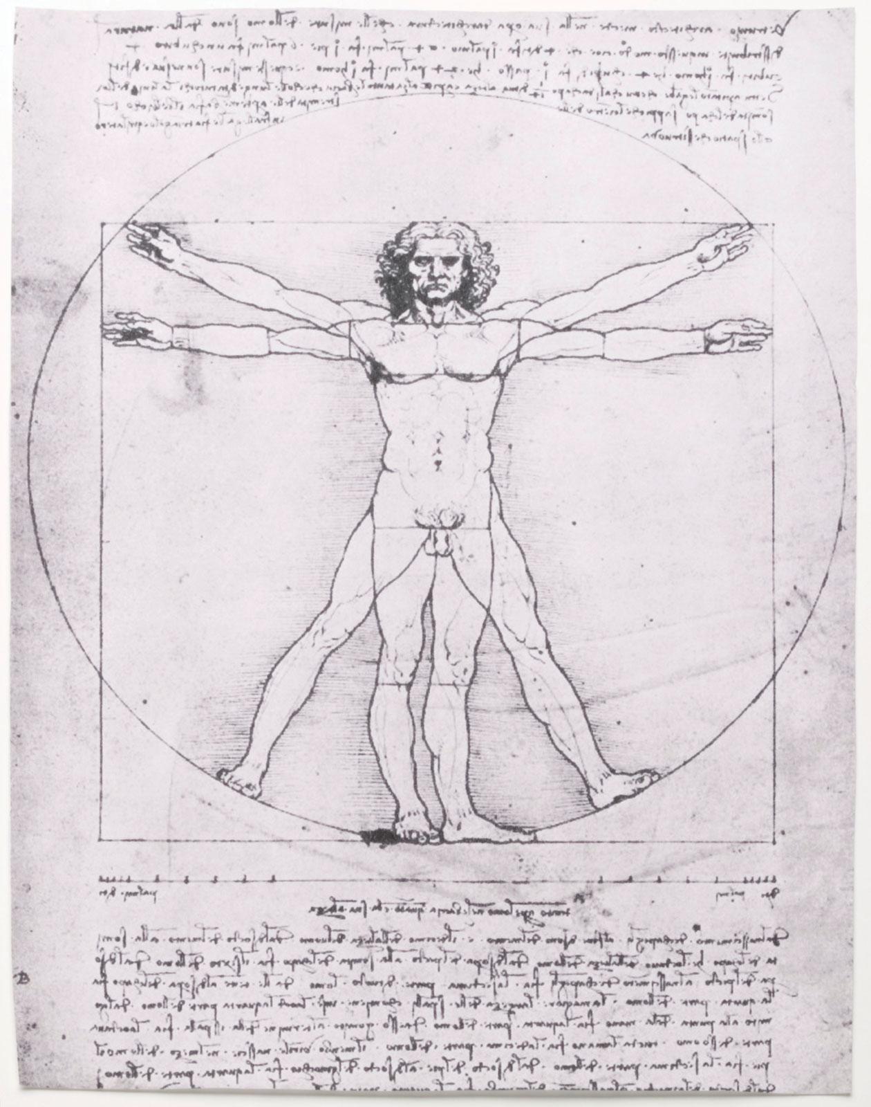 10 Karya Seni Terkenal Leonardo Da Vinci
