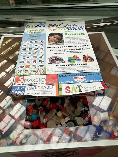 El Centro Comercia Alshur colabora con la Fundación Ecoruycan