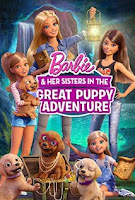 Barbie & Her Sisters in the Great Puppy Adventure (2015) Poster