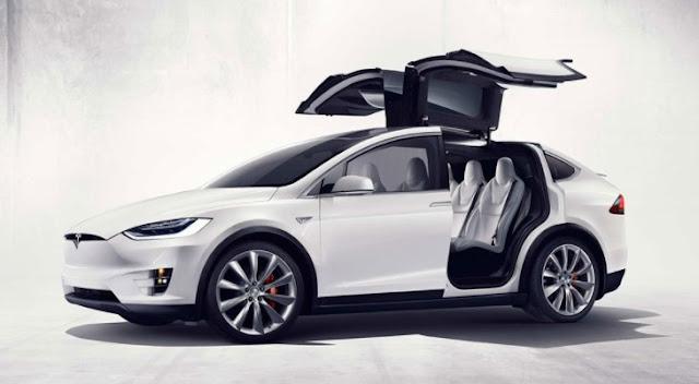 Tesla Model X 0 100