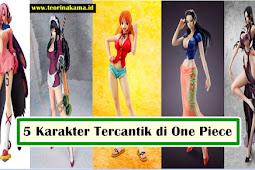 5 Wanita Tercantik di Dunia One Piece