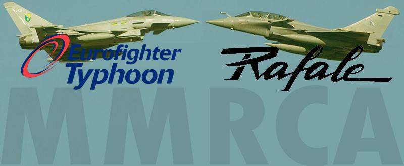 Score :  Typhoon 1 – 7 Rafale