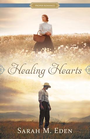 Heidi Reads... Healing Hearts by Sarah M. Eden