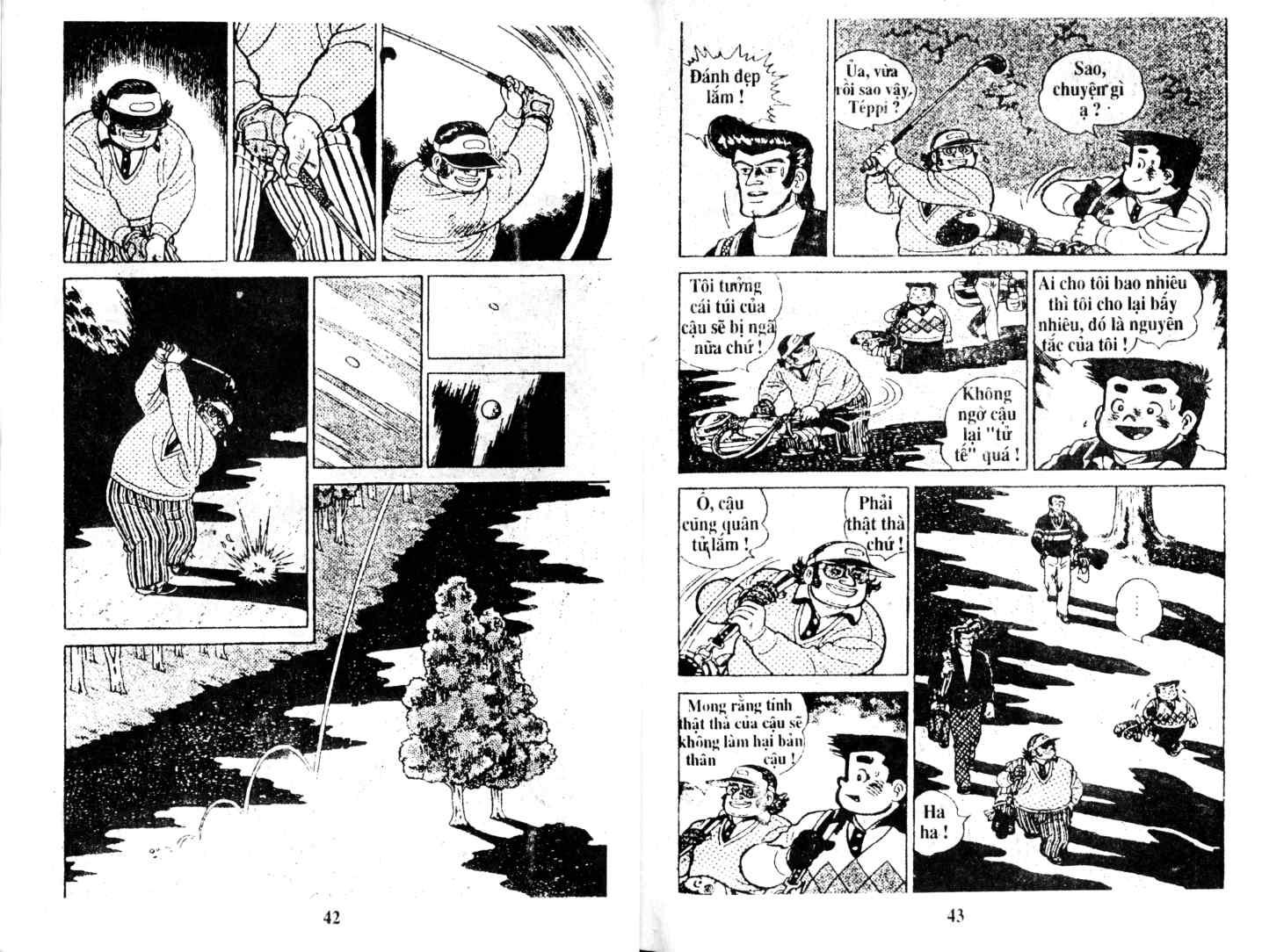 Ashita Tenki ni Naare chapter 14 trang 20