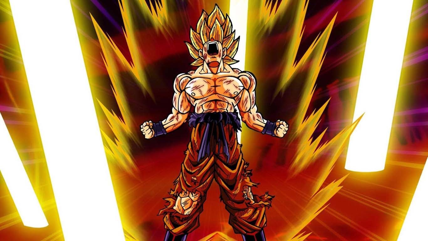 Dragon Ball Z Free Hd Wallpaper Free Hd Wallpaper