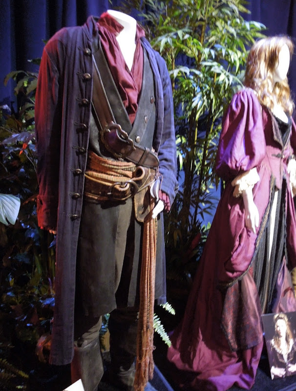 Will Turner costume Pirates Caribbean Worlds End