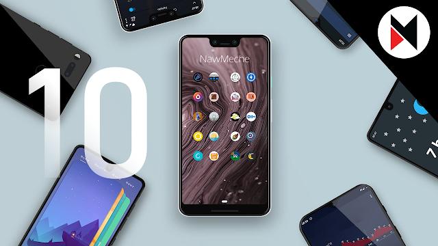 افضل 10 تطبيقات اندرويد لهذا الشهر (جانفي 2019)