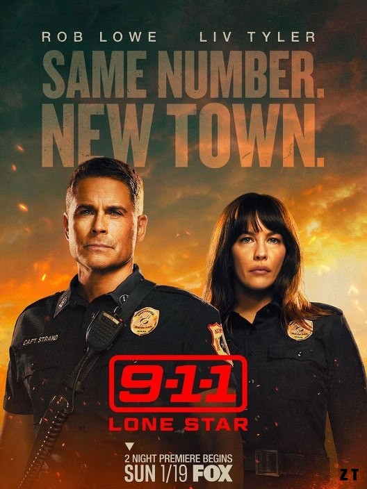 9-1-1: Lone Star – Saison 1 [Streaming] [Telecharger]