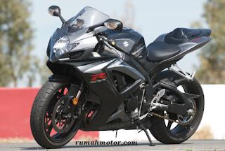 Spesifikasi dan Harga Suzuki GSX R750 Terbaru