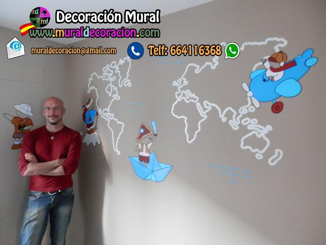 MURAL_DECORATIVO_BEBÉS_DORMITORIO