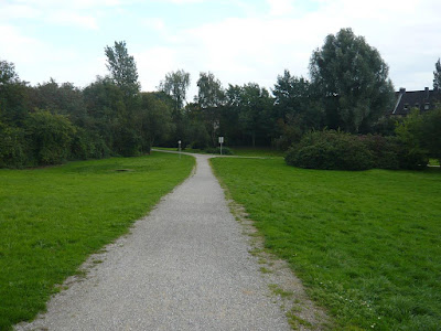 Wasserroute Essen Dellwig Ruhr Rhein-Herne-Kanal Werden
