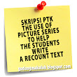 GUDANGMAKALAH: SKRIPSI PTK THE USE OF PICTURE SERIES TO HELP THE STUDENTS WRITE A RECOUNT TEXT