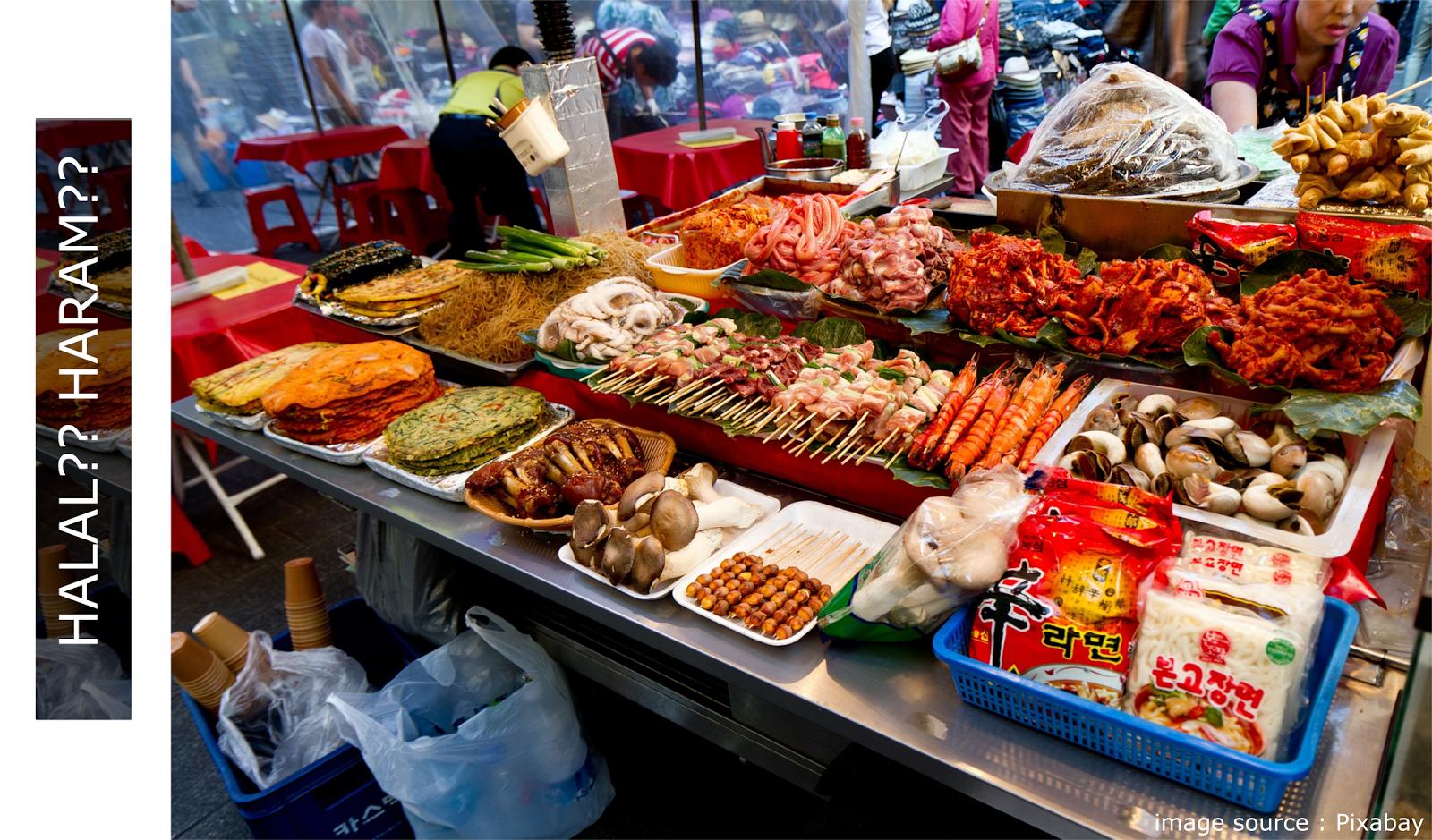 Fight For Your Life D Mengenal Komposisi Makanan Di Korea