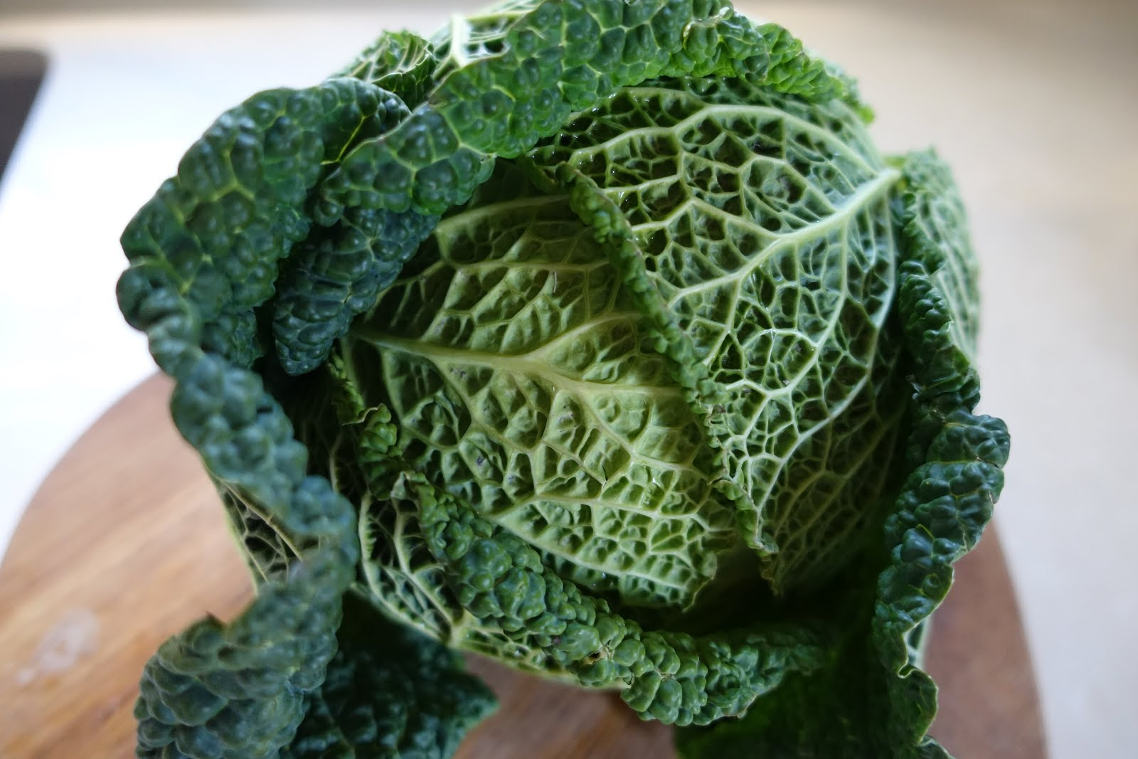 Blog Vegetable: The Savoy Cabbage