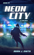 Pre-order Neon City: A Cyberpunk Trilogy for 0.99
